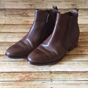 Cole Haan Oak Leather Boots